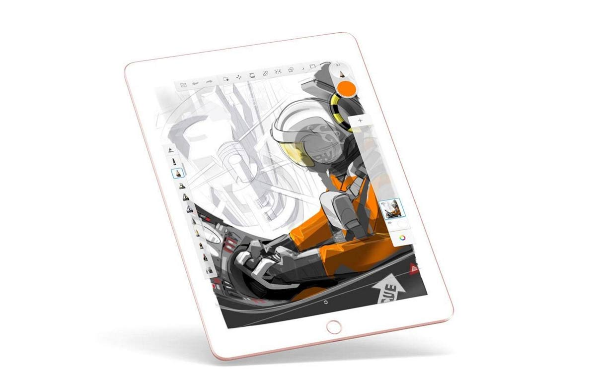 Meilleures applications de dessin sur iPad