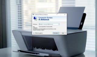 Bureau distance Windows 10