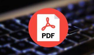 Comment créer un PDF sans installer d'application ?