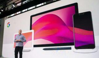 Pixel 3 et 3 XL, Home Hub, Pixel Slate : tout savoir sur les nouveautés Google