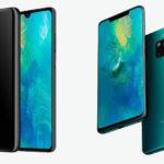Huawei Mate 20 vs Mate Pro : les différences