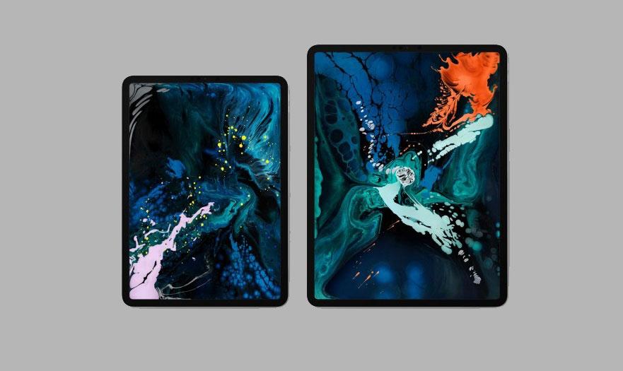 iPad Pro 11 et 12 2018