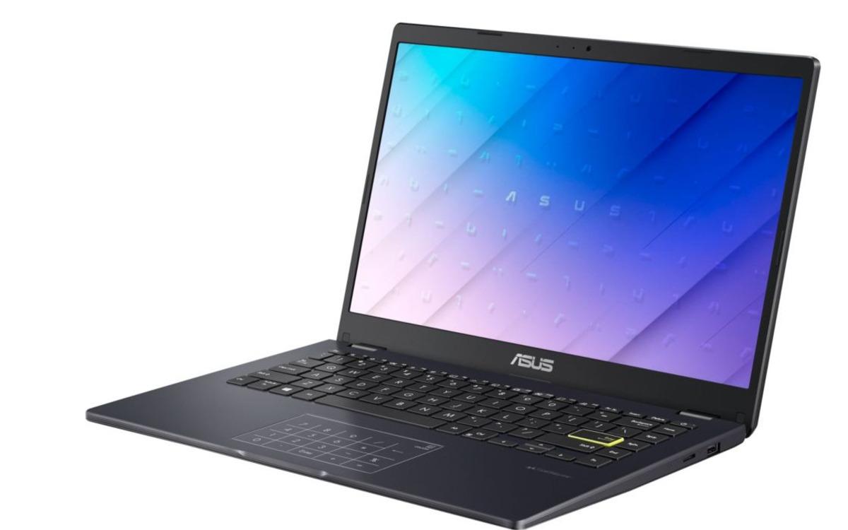 Le PC Asus E410MA-EK028TS