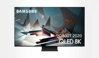 Samsung TV Qled Q800t