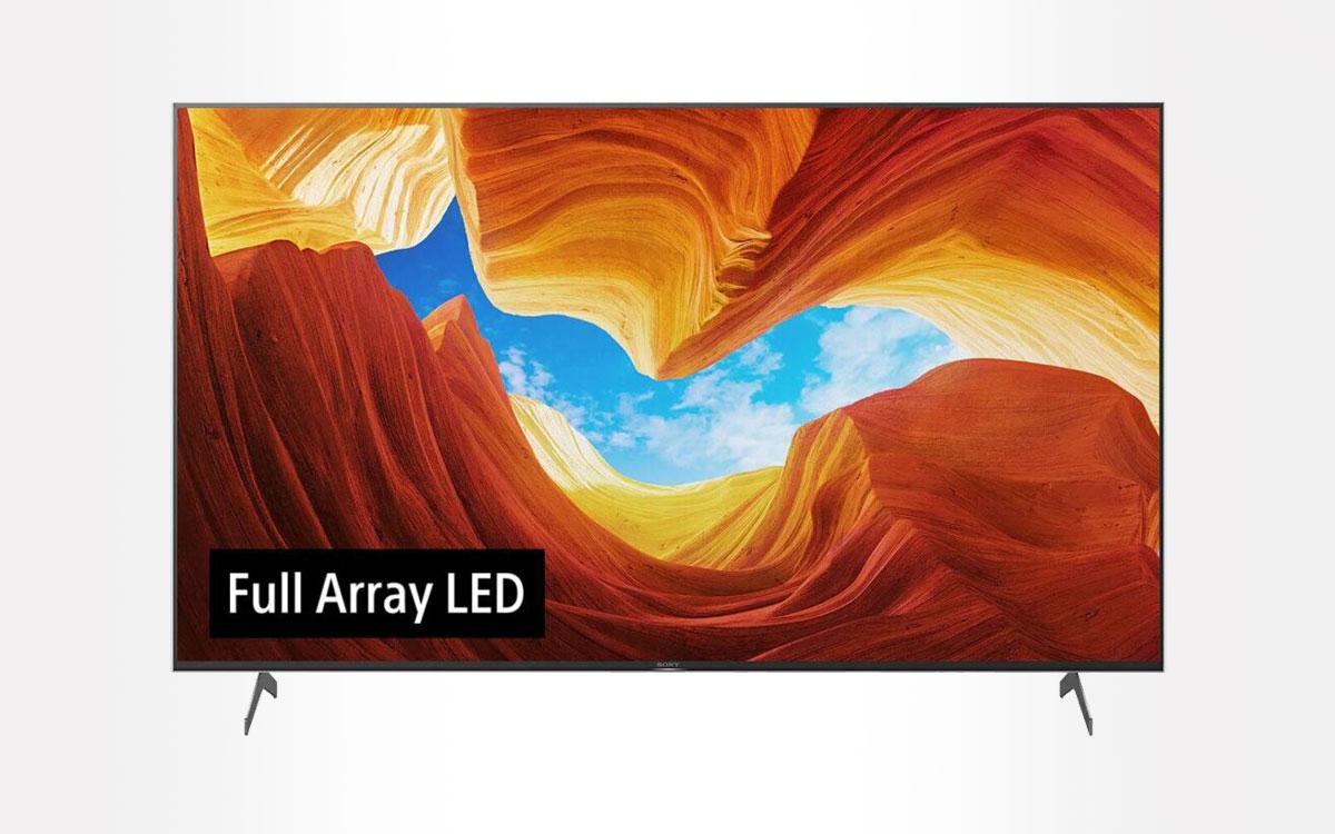 TV LED Sony xh90
