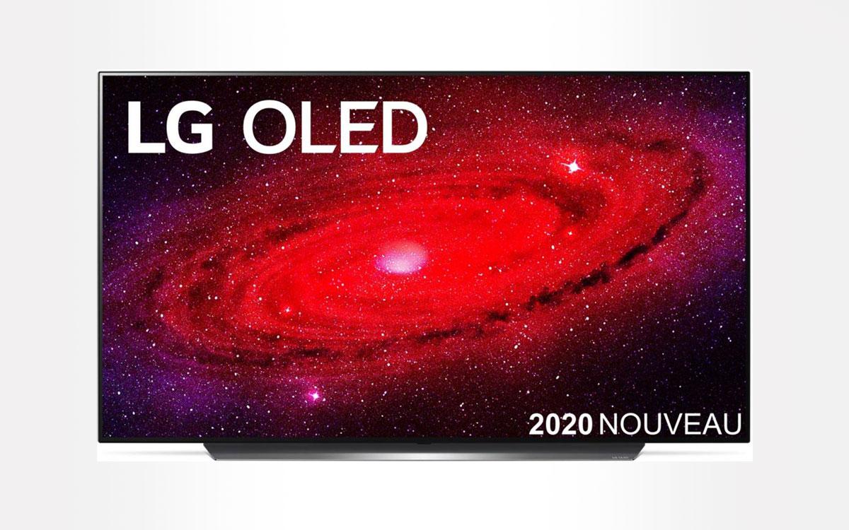 TV OLED LG 55 CX