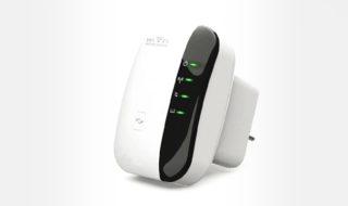Bon plan : amplificateur répéteur WiFi à 8,96 euros