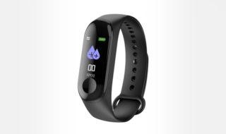 Bon plan : bracelet connecté M3 Smart à 6,96 euros
