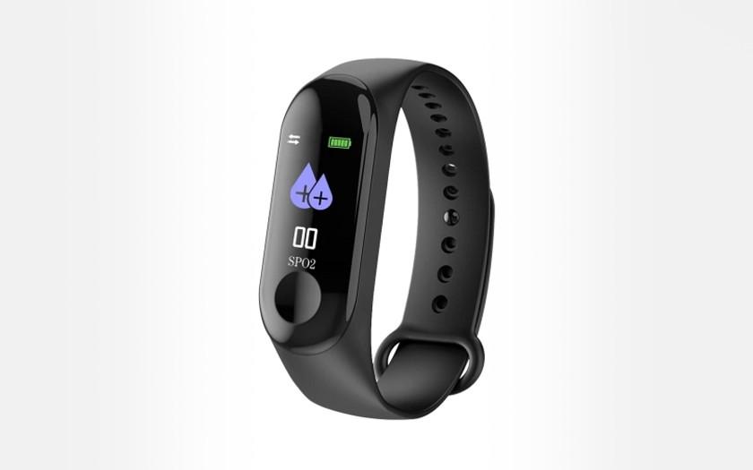 bracelet connecte M3