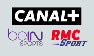 Canal+, beIN Sports, RMC Sport