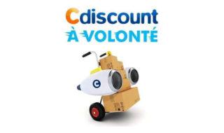 Cdiscount à volonté (CDAV) : prix de l'abonnement et avantages du programme