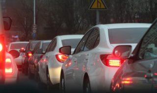 Embouteillage gilets jaunes