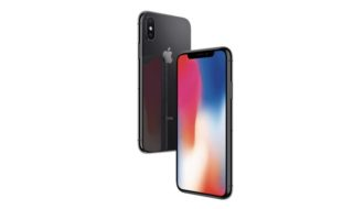 Black Friday : iPhone X 64 Go gris sidéral moins cher à 799 €