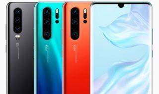 Huawei P30 et P30 Pro : date de sortie, fiche technique, prix