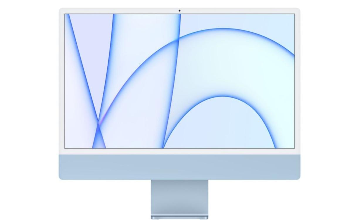 L'iMac 2021