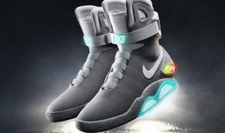 Retour vers le Futur : Nike sortira de nouvelles baskets auto-lançantes moins chères en 2019