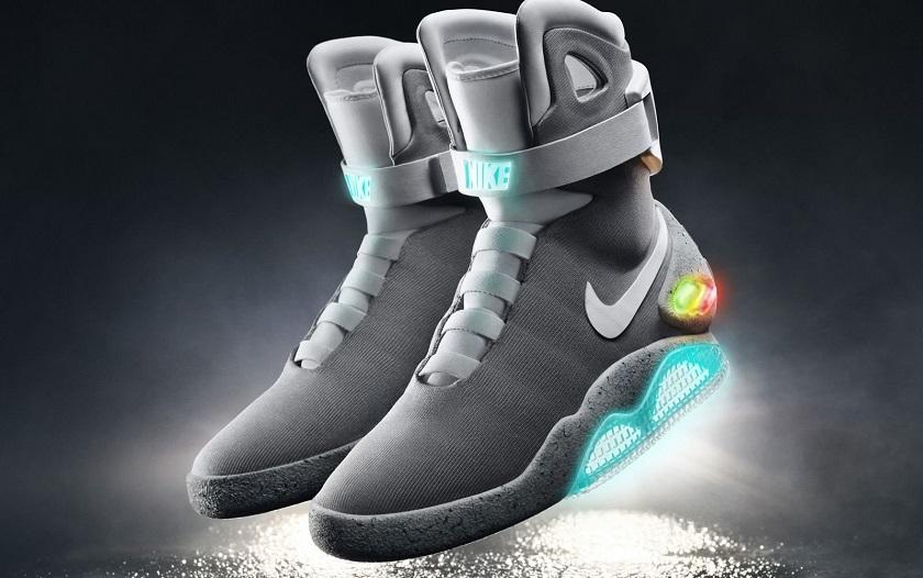 Retour vers le Futur : Nike sortira de nouvelles baskets ...