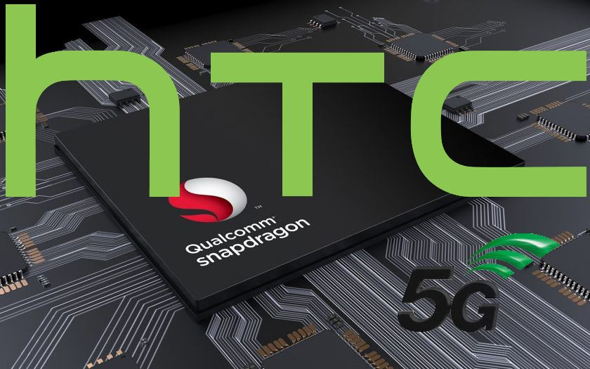 HTC Snapdragon 5G