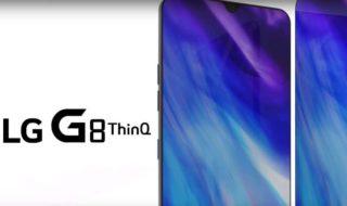LG G8 ThinQ : date de sortie, prix, fiche technique, toutes les infos