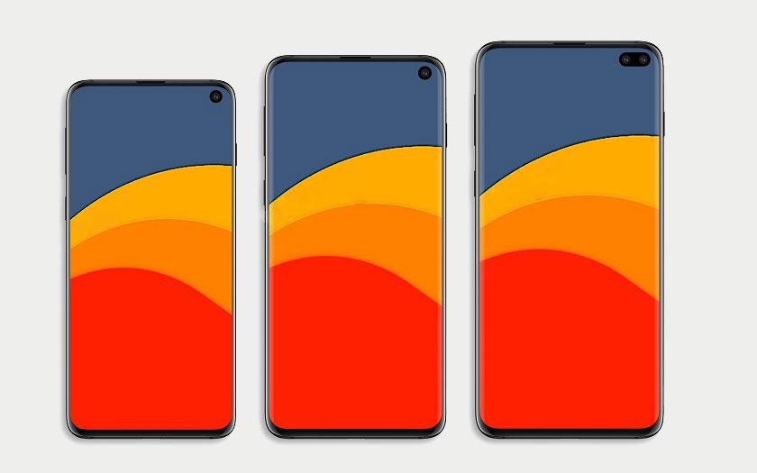 Galaxy S10, S10, S10+ et S10e