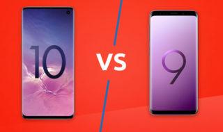 Galaxy S10 vs S9 : vaut-il le coup de changer ?