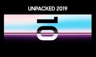 Galaxy S10 et Galaxy F: comment suive la conférence Samsung en streaming live