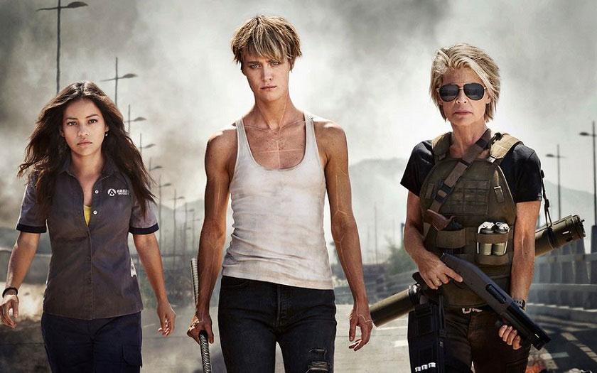 Terminator 6 : Dark Fate image