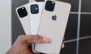 iPhone 11 et 11 Pro : date de sortie, prix, fiche technique, toutes les infos