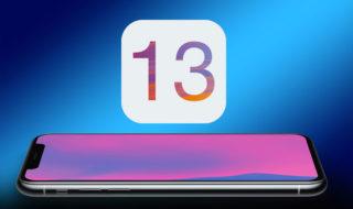 iOS 13 : date de sortie, nouveautés, à quoi s'attendre ?