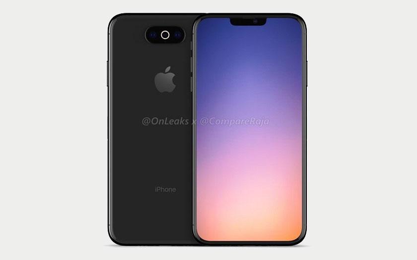 Deuxième rendu de l'iPhone 11