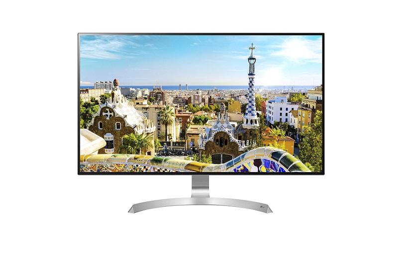 LG écran PC 4k