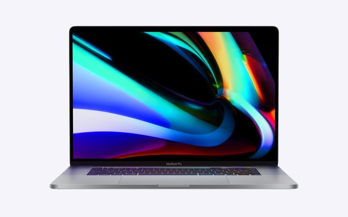 MacBook Pro 16 pouces