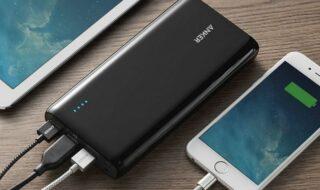Les meilleures batteries externes pour smartphone : notre guide d'achat 2021