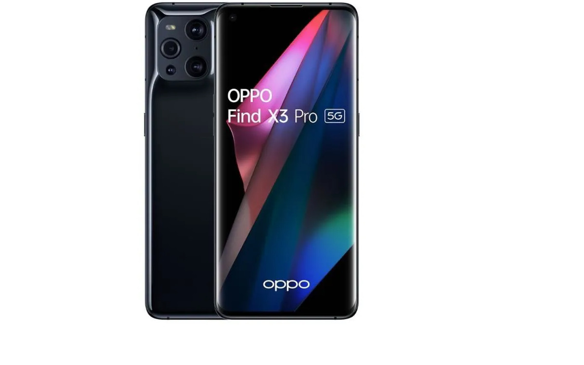 Le Oppo Find x3 Pro