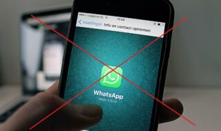 Comment supprimer son compte WhatsApp ?