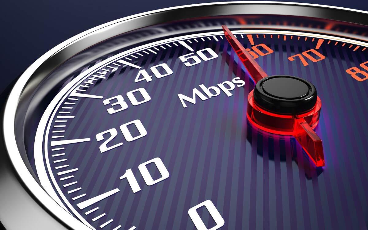 Test débit Internet