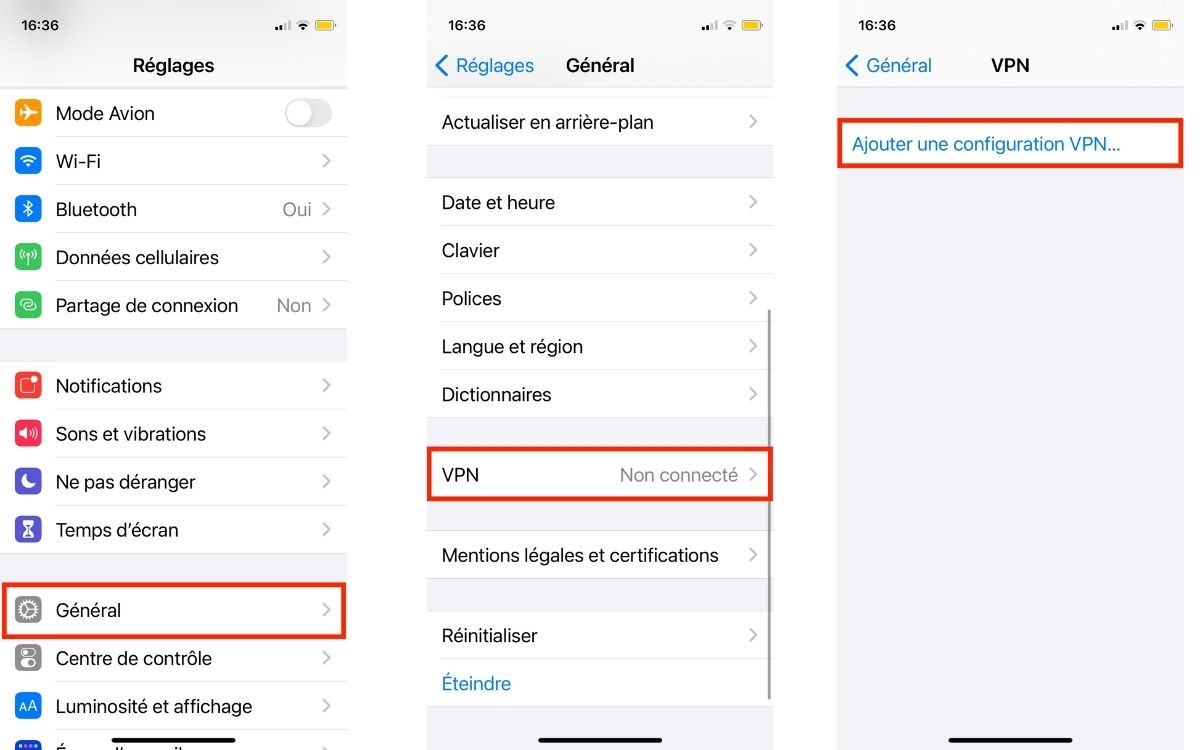 How to set up a VPN on iPhone