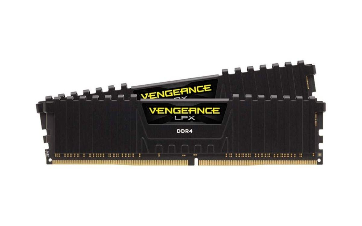 Corsair Vengeance LPX, DDR4, 16 Go 3200 MHz, C16
