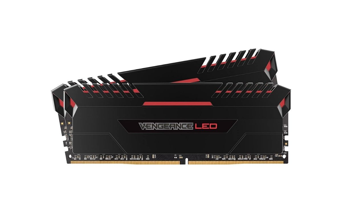Mémoire vive DDR4 CORSAIR Vengeance LED