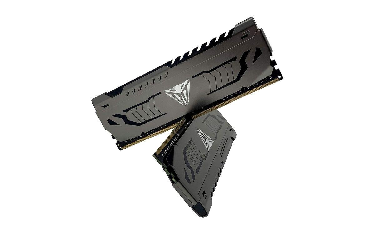 Mémoire vive Patriot Viper Steel, 16 Go DDR4, 4400 MHz