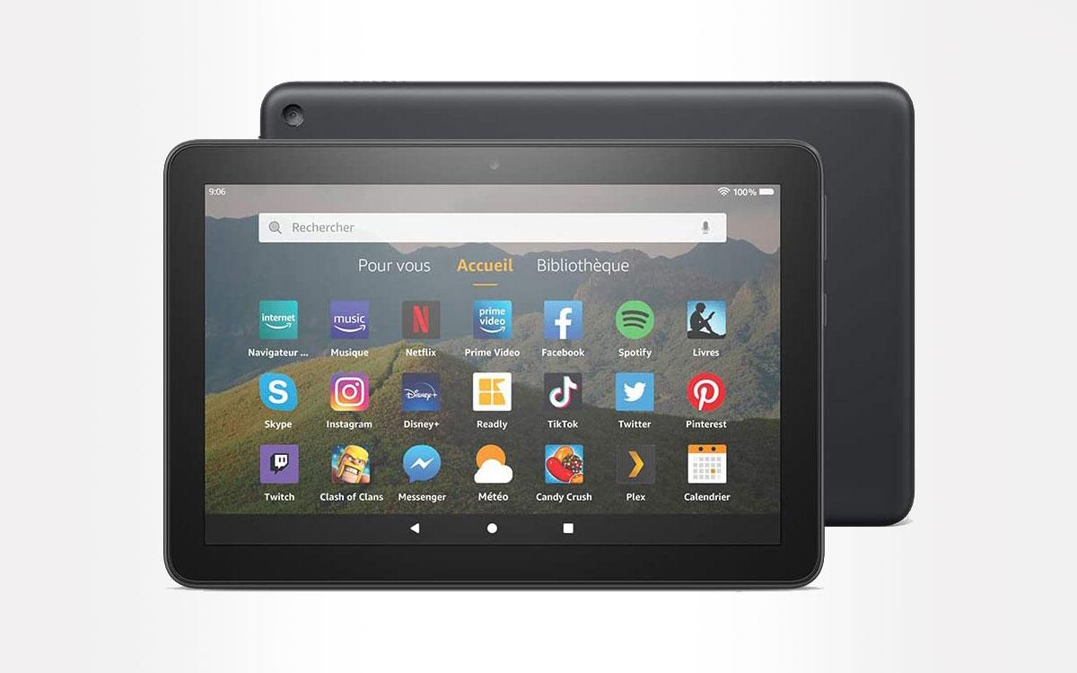 Tablette Amazon Fire HD 8