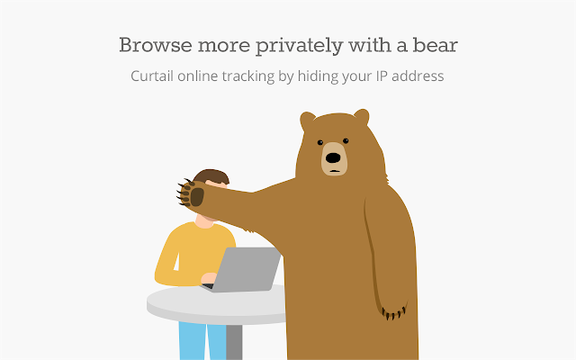 Tunnel Bear VPN Chrome