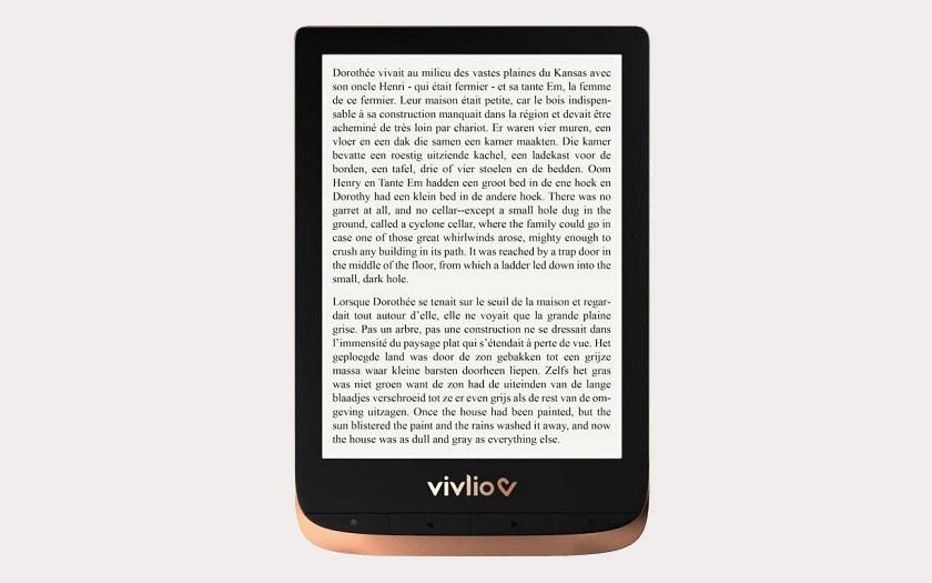 Vivlio Touch HD Plus