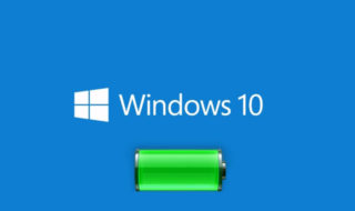 Windows 10 : comment identifier les applications qui pompent la batterie de votre PC portable