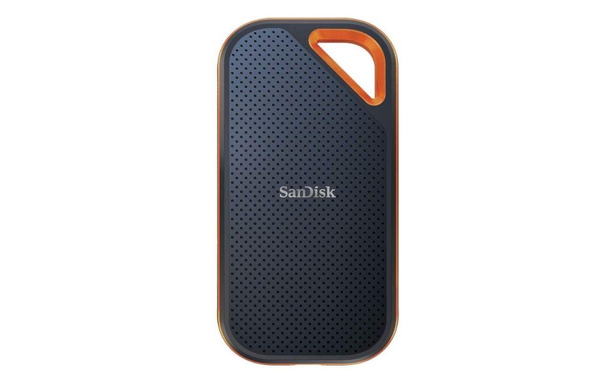 SanDisk Extreme Pro Portable SSD 500 Go