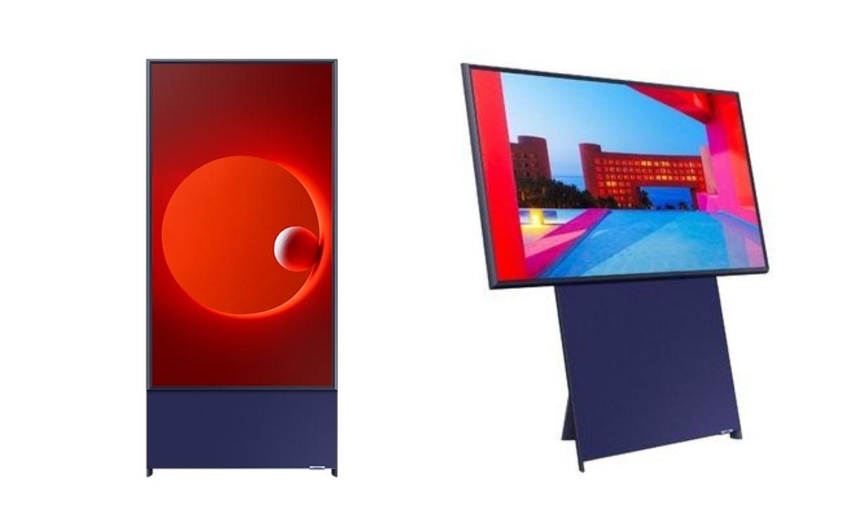 TV QLED Samsung The Sero QE43LS05T 2020