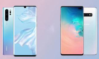 Huawei P30 Pro vs Galaxy S10+ : comparatif des deux meilleurs smartphones Android du moment