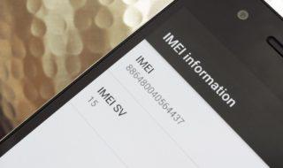 Comment trouver l'IMEI d'un smartphone
