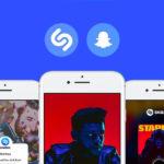 Shazam Snapchat