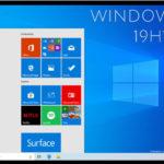 Windows 10 19H1